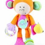 Manhattan Toy Peek-Squeak Activity Toy Monkey Only $11.06 (Reg. $17.99)!