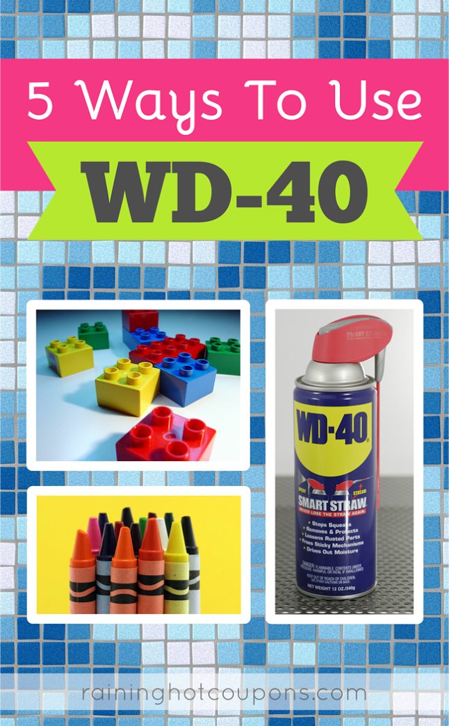 wd 5 Ways To Use WD 40