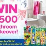 Enter to Win a Year Supply of GUM Crayola Kids Oral Care Products, Purex AND More!