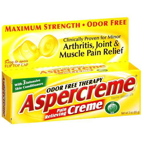 0004116705703 500X500 Walgreens: Aspercreme Only $1.22 (Thru 7/19)