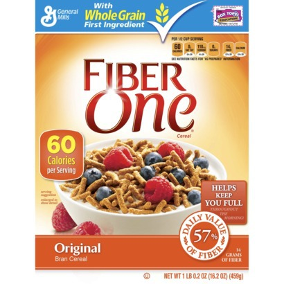 14779643 201309121230 Walgreens: Fiber One Cereals Only $0.56