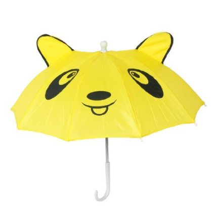 41kIMUxTApL. SX425  Amazon: Children Panda Mini Yellow Umbrella Only $4.03 Shipped