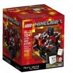 Amazon: LEGO Minecraft The Nether Only $27.42 Shipped (Reg. $34.99)