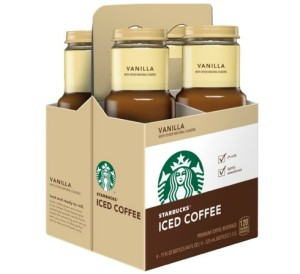 Starbucks Iced Coffee printable coupon Walgreens coupon Starbucks Iced Coffee Only $2.99 at Walgreens