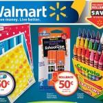 Walmart Back to School Deals 7/14/14