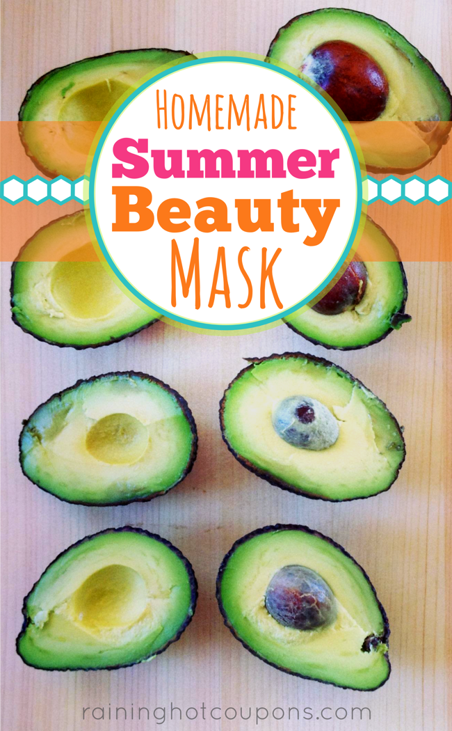 beauty DIY Summer Beauty Mask