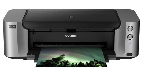 *HOT* Canon PIXMA PRO 100 Color Professional Inkjet Photo Printer + Paper Only $38.41 Shipped (Reg. $599.99)!