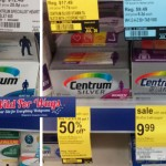 Walgreens: Centrum Products Only $0.99 (Thru 7/26)