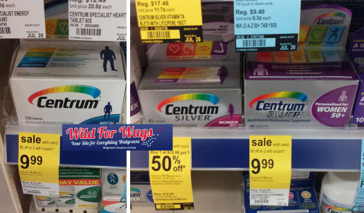 centrum7 5w Walgreens: Centrum Products Only $0.99 (Thru 7/26)