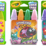 ToysRUs.com: Crayola Sidewalk Chalk 4 Count Packages Only 29¢ Each Shipped