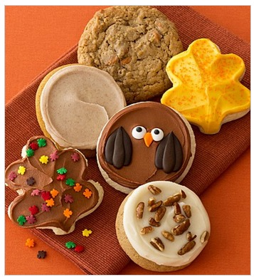 *HOT* FREE Cheryls Fall Cookie Flavor Sampler Tray  + FREE Shipping ($30.00 Value!)
