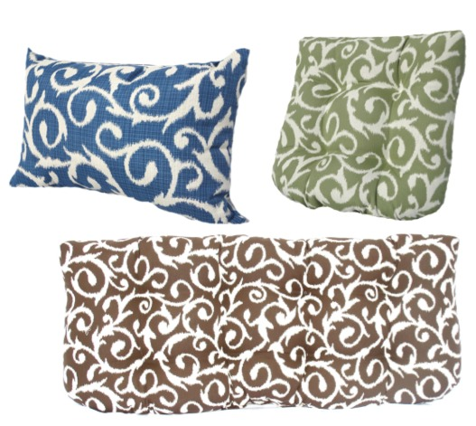 Huge Sale on Outdoor Pillows and Cushions Only $11.40 (Reg. $39.99)!