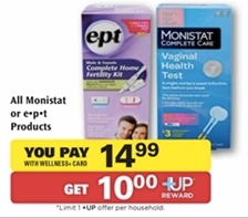ept *HOT* FREE e.p.t. Complete Home Fertility Kit or Ovulation Test + High Value Coupons!