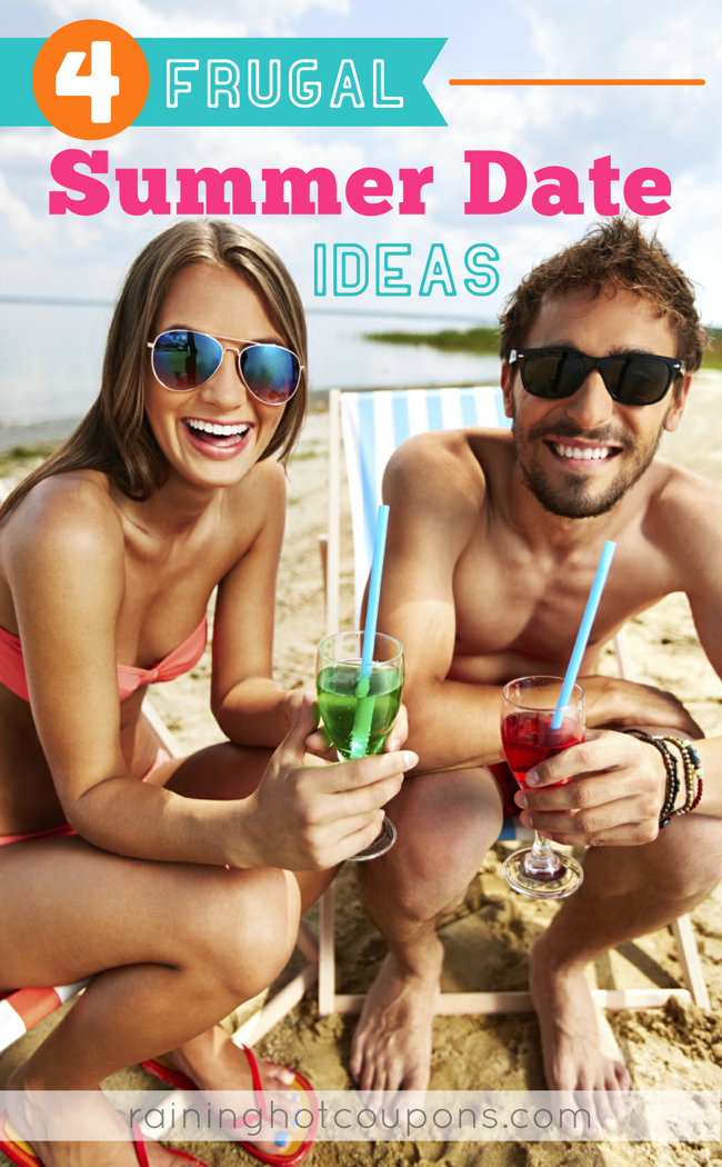frugal 4 Frugal Summer Date Ideas