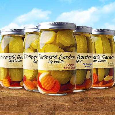 garden High Value $1/1 Farmers Garden by Vlasic Pickles Coupon + Walmart Deal Plan!