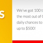 Glad Instant Win Game: Win $10 – $500 Visa Gift Cards! (7,500+ Winners)