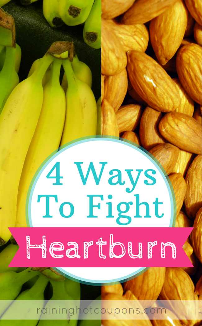 heart 4 Ways To Fight Heartburn