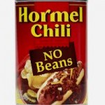 Target: Hormel Chili No Beans As Low As $0.80