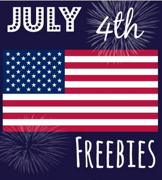 Huge 4th of July FREEBIES and DEALS Round Up + List of Recipes!