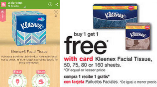 kleenex panorama7 Walgreens: Kleenex Only $0.89 (Thru 7/26)