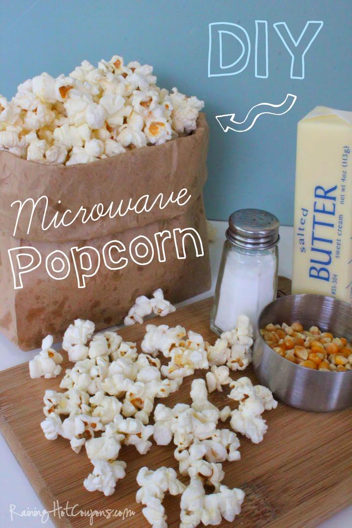 microwave popcorn.png DIY Microwave Popcorn