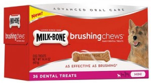milk bone brushing chews 300x165 Milk Bone Bursting Chews Only $1.74 at Target