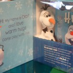 "*HOT* Frozen Hide-and-Hug Olaf (Copycat ""Elf on the Shelf"") Only $8.99 (Reg. $27)!"