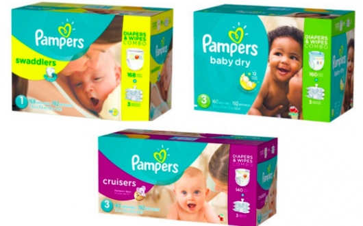 pampers Target.com: FREE $25 Target Gift Card Pampers Diaper Combo Pack Purchase = AMAZING Deals!