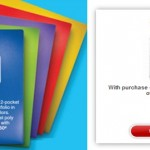 Target: 3 FREE Up & Up Folders