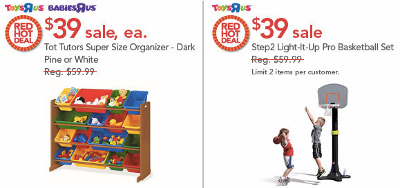 sale 2 ToysRUs 1 Day Sale = Crayola Crayons Only $0.33 Per Pack & Much More + 80% Off Clearance!