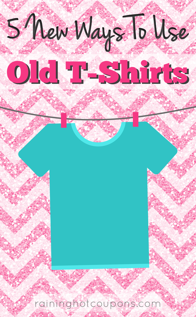 shirts 5 New Ways To Use Old T Shirts