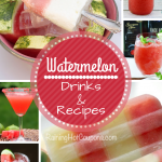 Watermelon Drink & Recipes Round-Up