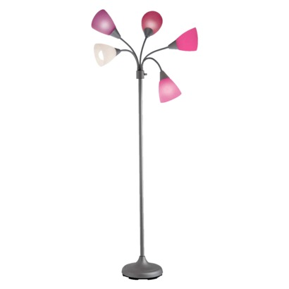 Target Room Essentials Floor Lamp 5 Head Only 12 79