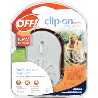Off! Clip-on Starter Kits
