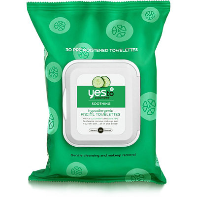 2211805 Target: Yes to Cucumbers Facial Towelettes Only $1.49