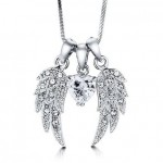 Amazon: Sterling Silver Pressed Flower Star and Dream Tag Necklace Only $29.45 (Reg. $60)