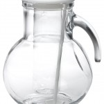 Amazon: Bormioli Rocco Kufra Glass Jug with Ice Container and Lid Only $9.99 (Reg. $47)