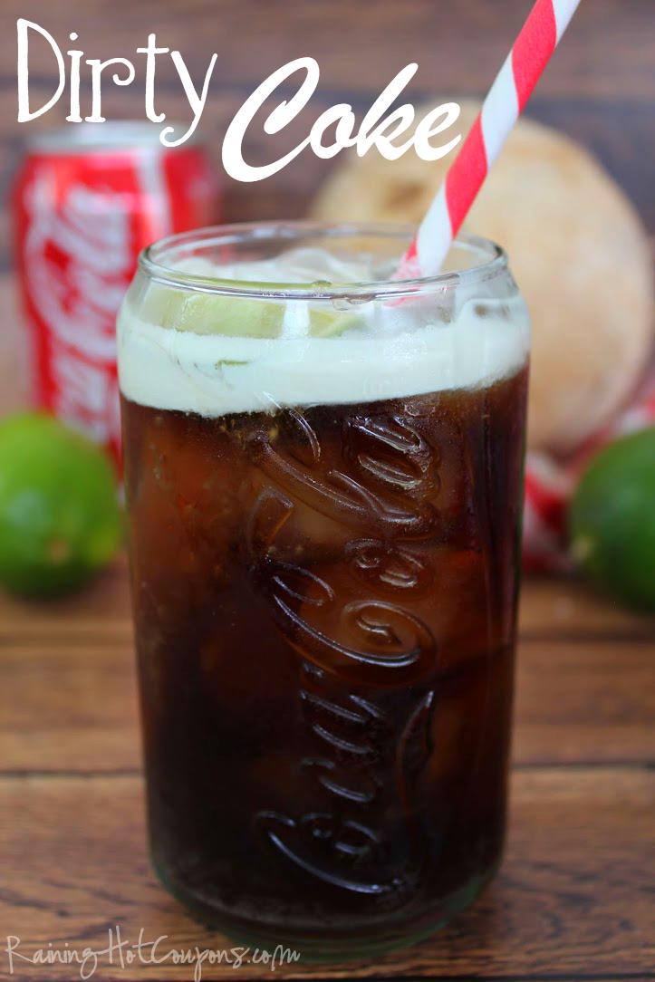 Dirty coke