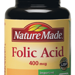 Target: Nature Made Folic Acid Only $1.85