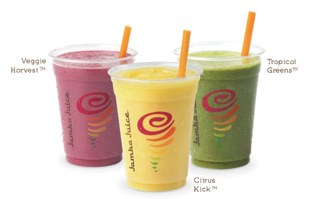 *HOT* Jamba Juice: FREE 12oz Juice!