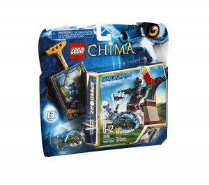 LEGO Chima Tower Target 300x265  LEGO Chima 70110 Tower Target Only $5.94