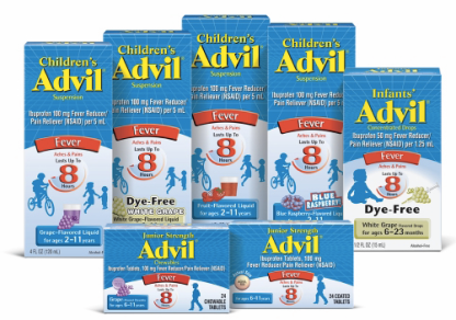advil *HOT* Children's Advil Box Only $3.49 with New Coupon