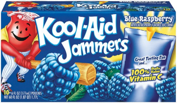 Kool-Aid, Betty Crocker, and Mott's Products