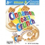 Cinammon Toast Crunch only $0.97 at CVS