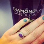 Win a FREE Diamond Candle