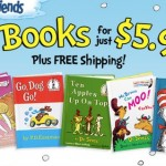 *HOT* Dr. Seuss 5 Books, Activity Book AND Growth Chart = Only $5.95 + FREE Shipping!