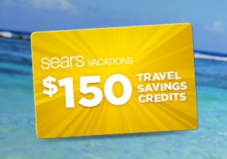 *HOT* FREE $150 Sears Credit for Traveling