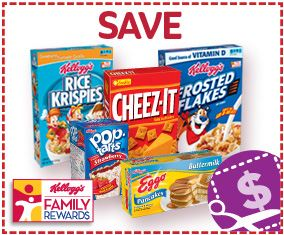 kell Kelloggs Family Rewards: New 100 Point Codes