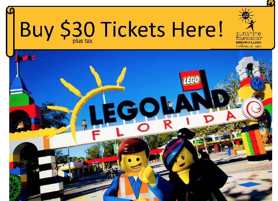 if you live near legoland in florida you can snag tickets for only 30 which is a huge savings because the normal price is 84 adult 77 children
