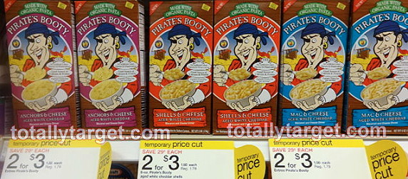 pirates booty mac cheese1 Target: Pirate's Booty Mac & Cheese Only $0.75